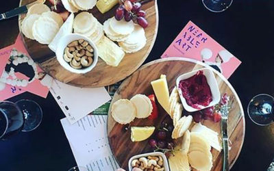 Mandurah Performing Arts Centre Wine and Cheese Platter for 2