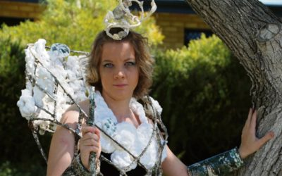 Ability Arts enters environmentally friendly work for Wearable Art Mandurah