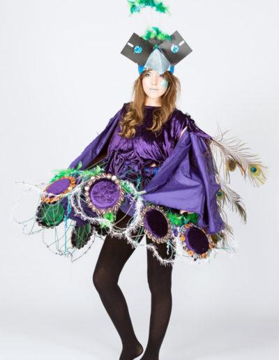 Aliyah Nieass - Peacock