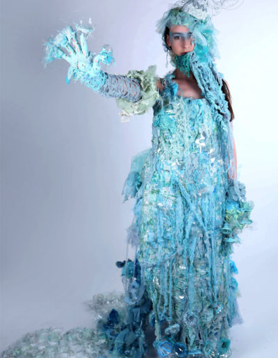 Goddess of Gyre by Deb Parks & Maggie Wretham