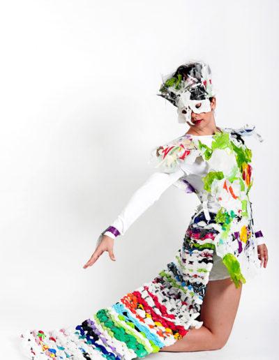 Liana McNeil - Plastic Vigilante