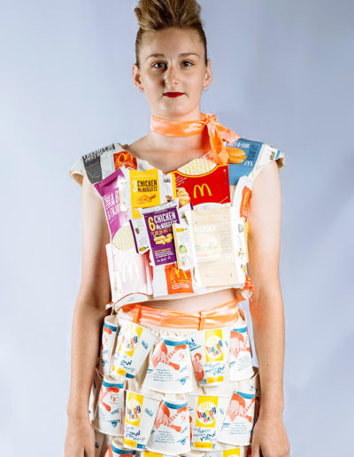 McDonalds, I'm Lovin it! by Grace Dyson