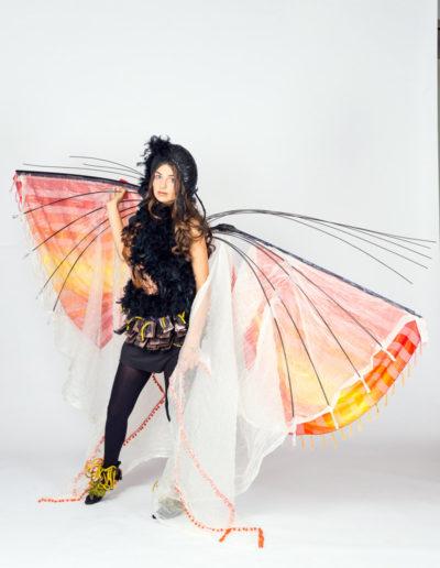 Vanessa Santich - Butterfly