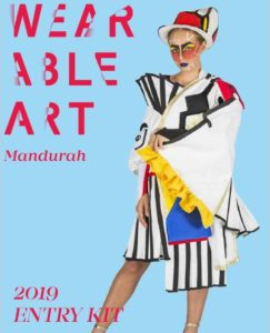 Wearable Art Entry Kit 2019